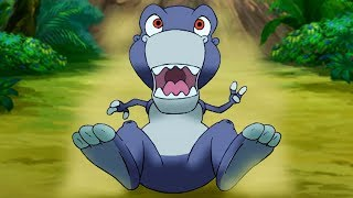 The Land Before Time | Cutest Moments of Chomper | Compilation | Videos For Kids