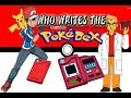 Who Writes the Pokedex? | Pokemon Theory