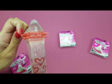 Презервативы с усиками и шипами