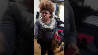 Woman Cant Pay Her Hair Dresser Look What Happened Next!!
