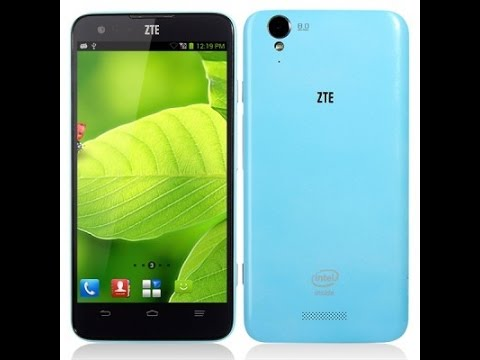 ZTE Geek V975 Hard Reset and Forgot Password Recovery, Factory Reset