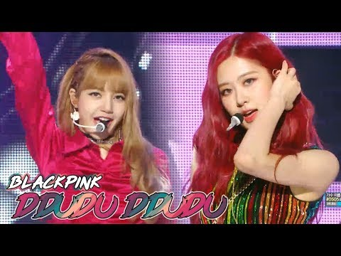 [HOT] BLACKPINK- DDU-DU DDU-DU , 블랙핑크 - 뚜두뚜두 Show Music core 20180714