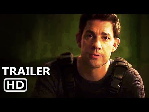 JACK RYAN Official Trailer TEASER (2017) John Krasinski, TV Series HD