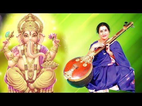 Drlli Nagaraj-Solo concert-Gam Ganapathe-Muttaiah Bhagavatar-Hamsadhwani