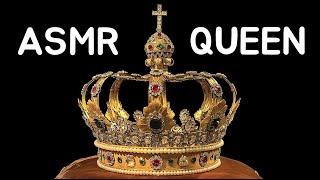 ASMR 여왕 컨셉으로 공부하기, 나는 이 나라의 차기…
