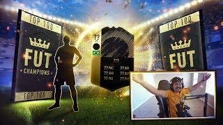 TOP 100 REWARDS! 17 INFORMS IN A ROW!! FIFA 18
