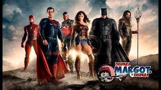 La 'Liga de la Justicia', un nuevo Fracaso en Taquilla para DC