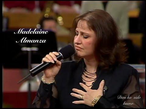 Mi hermana Madelaine Almanza