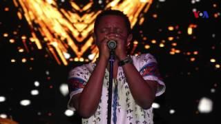 "DW: Interview With Artist Teddy Afro - ቆይታ ከቴዲ አፍሮ ጋር:: ""ሁሉም ሰው 'ኢትዮጵያ' ሲል ማየት ደስ ይላል"""