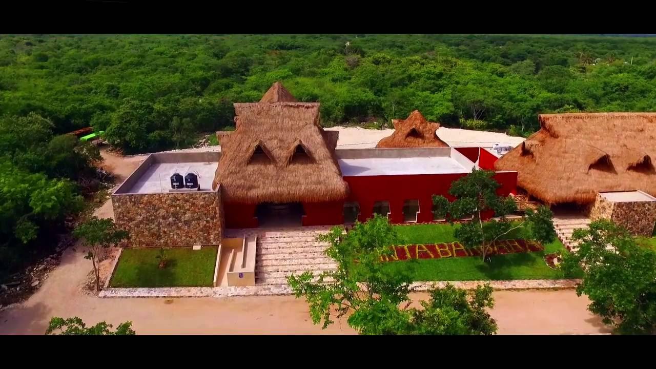 Cenotes Santa Barbara Homun Yucatan Youtube