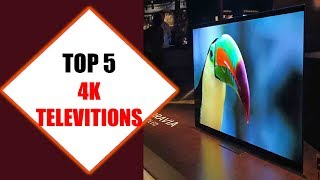 Top 5 Best 4k Televisions 2018 | Best 4k Television Review By Jumpy Express