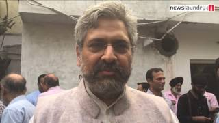 Siddharth Varadarajan speaks to Newslaundry thumbnail
