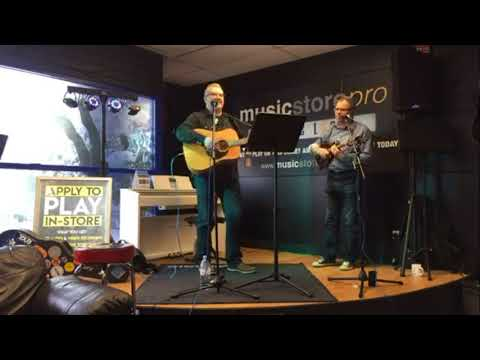Hank Bros Live at Music Store Pro 29 04 18