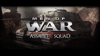 Men of War 2 Assault Squad В Тылу Врага 2 Штурм редактор обучение
