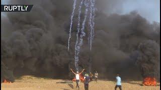 Burning Border: Israel-Gaza scorching standoff continues