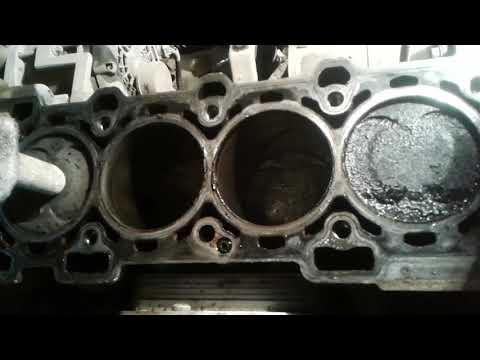 ремонт двигателя шевроле круз часть 3