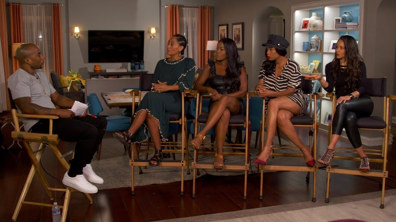 (CLIP) The Cast Of 'Girlfriends' Discuss The Abrupt Ending Of The Show