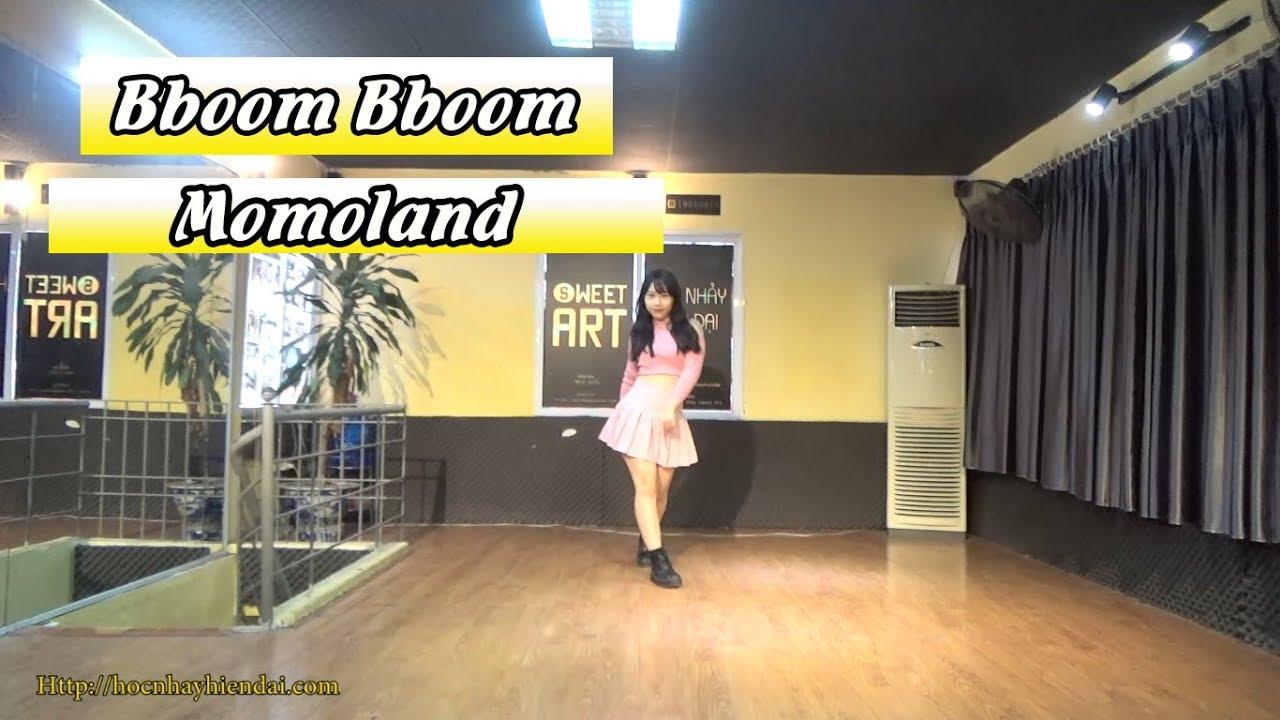 Bboom Bboom - Momoland Dance Cover by MYN (full) | HỌC NHẢY HIỆN ĐẠI