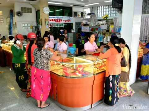 Myit Tar Gold Shop