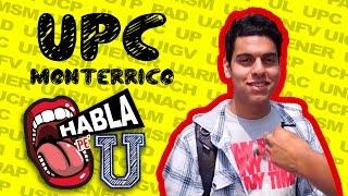 UPC Monterrico - Habla pe U