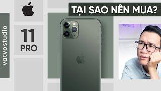 Tại sao nên mua iPhone 11 Pro