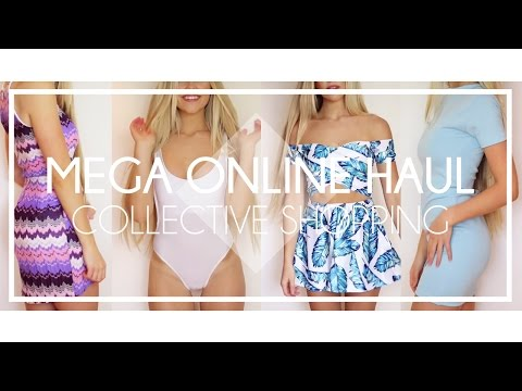 Big try on Summer haul I Crazy online shopping