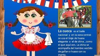 CHILE - FIESTAS PATRIAS 2015 -  CHILE LINDO - VIDEOS PARA NIÑOS