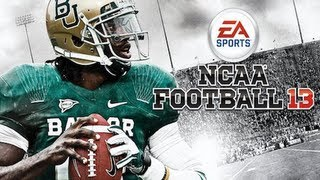 NCAA Football 13 - Unboxing For The Xbox 360