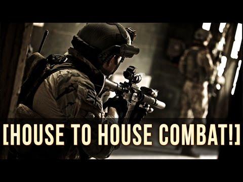 HOUSE TO HOUSE COMBAT! | OPERATION BLACK HAND! | MILSIM UK