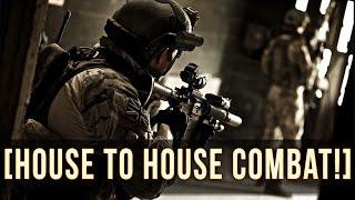 HOUSE TO HOUSE COMBAT!   OPERATION BLACK HAND!   MILSIM UK