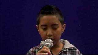 Best Kid  Beat Boxer Ever !!! Alvie