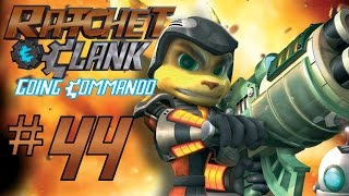 [44] Crystals and Impossible Challenges! (Ratchet And Clank Going Commando)