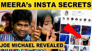 Meera Mithun College – Shocking Interview with Joe Micheal.!