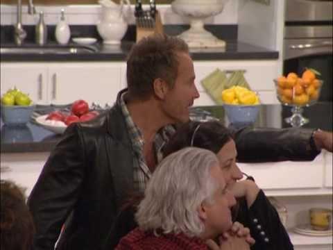 Renee Taylor and Ann Gilbert on the Fran Drescher tawk show