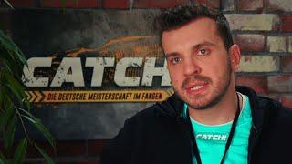 Edin Hasanovic reicht mentale Vorbereitung - CATCH! Die Deutsche Meisterschaft im Fangen