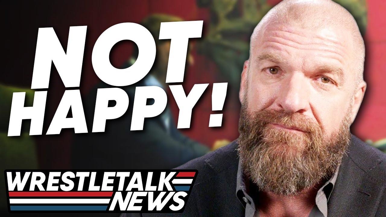HHH UPSET With WWE! WWE Raw Review   WrestleTalk News