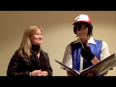 The Voice of Ash Ketchum - Veronica Taylor