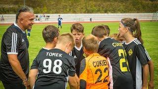 CZ4-NFV-Nachwuchs-Cup 2019-Nadia z FC Yellow w Niemieckim Görlitz-IV mecz SpVgg Dresden Löbtau