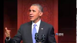 President Obama Speaks at the Islamic Society of Baltimore || Moorish World News