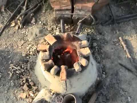 Foundry: Prehistoric Bronze Casting - Making of an Iron Age ring - by Dr. Bastian Asmus