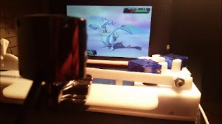 Pokemon ORAS Shiny Reshiram using GamePRo Auto Soft Reset