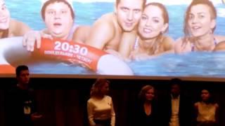 Презентация нового проекта ТНТ «Остров» в Петербурге (3)