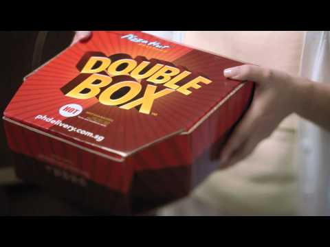 Pizza Hut's Double Box TVC 15s Eng