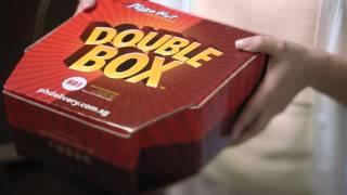 Pizza Hut's Double Box TVC 15s ...