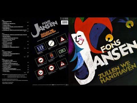 Fons Jansen 1980  Zullen We Handhaven  Compilatie