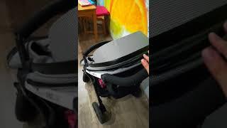 видео Купить Espiro SONIC AIR (прогулочная) - цены на коляску, отзывы, обзор на Espiro SONIC AIR (прогулочная) - Коляски прогулочные