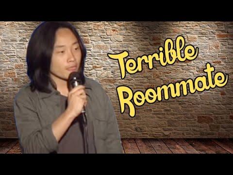 Jimmy O. Yang Terrible Roommate
