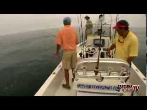 Carolina fishing tv season 2 16 late summer ocean for Carolina fishing tv