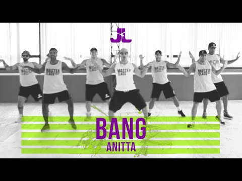 Bang - Anitta | Zumba #15