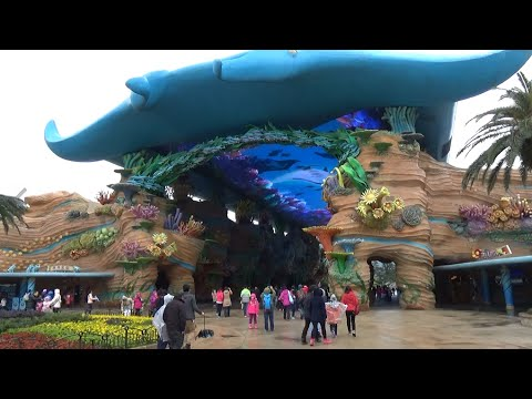 Chimelong Ocean Kingdom, Zhuhai